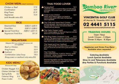 bamboo menu 1